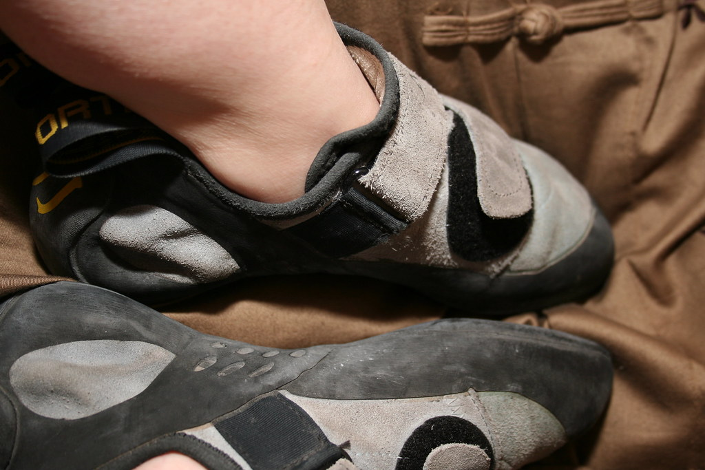 Climbing Shoes For Running