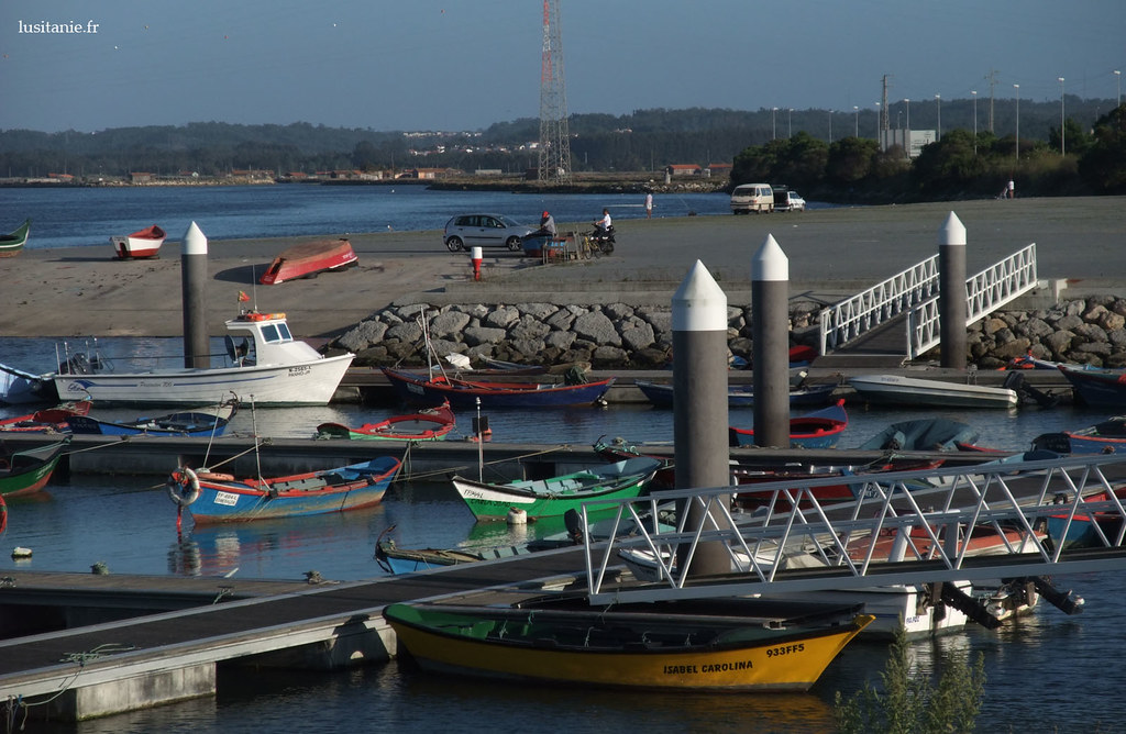 Petit port à Figueira
