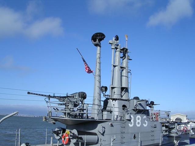 Submarine Tour In San Francisco