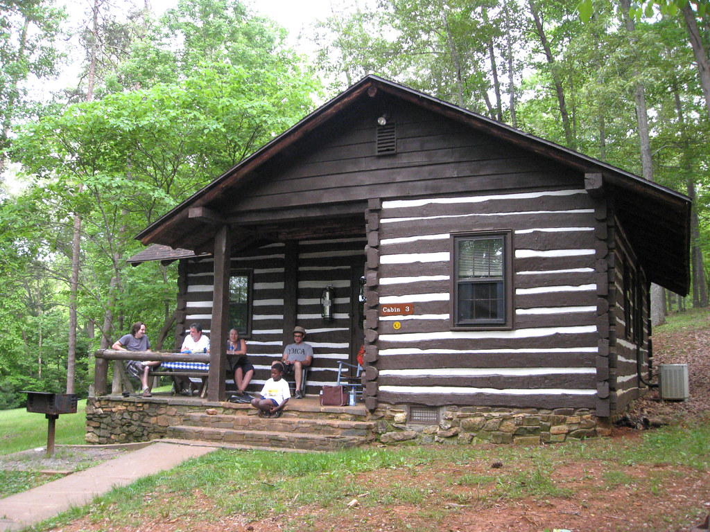 Log Cabin And Games Room
