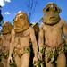 Mud Men - Papua New Guinea