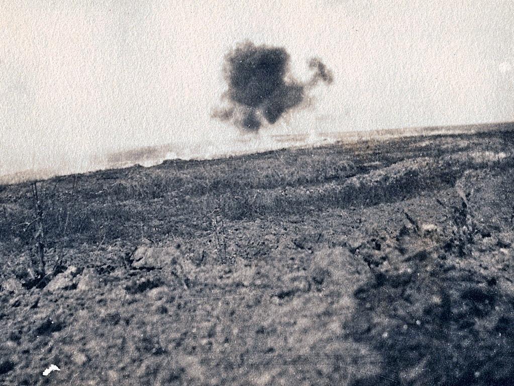 Bataille du Chemin des Dames (3) - Vague d'assaut 152 RI d ...