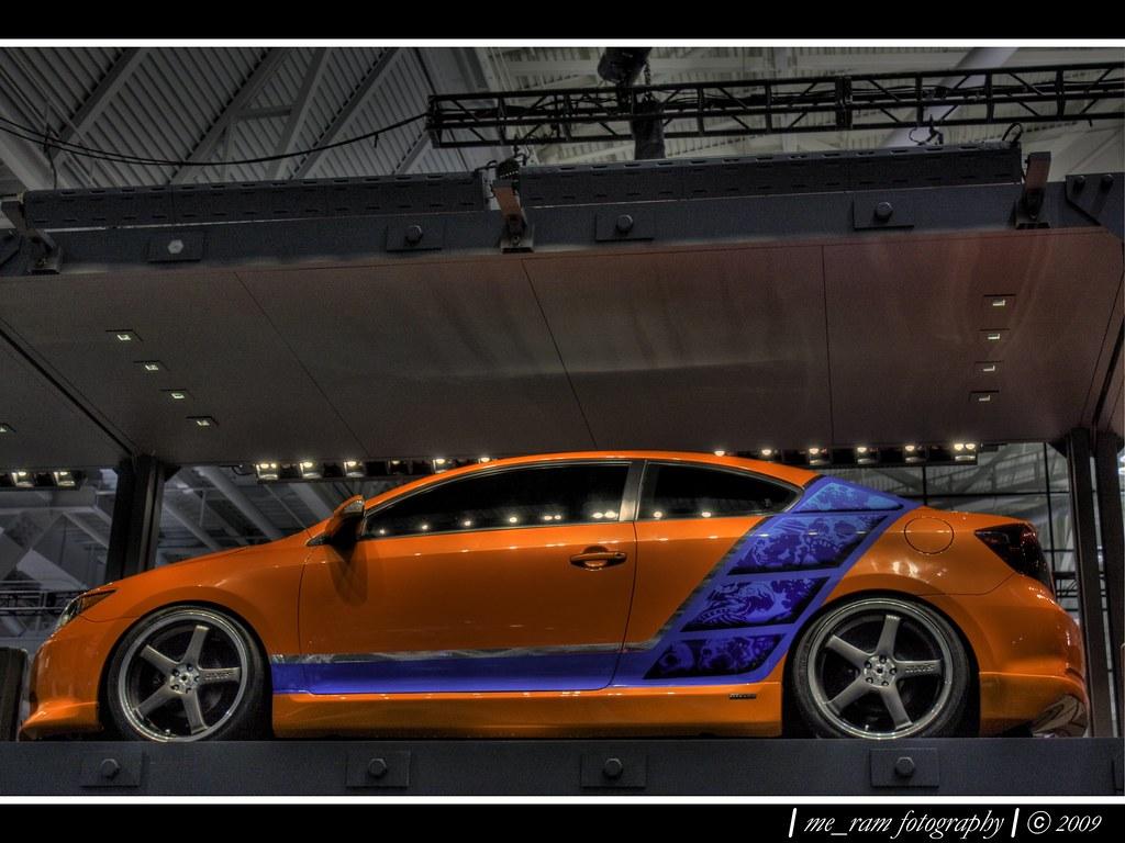 Scion Tc Touring Wide Body