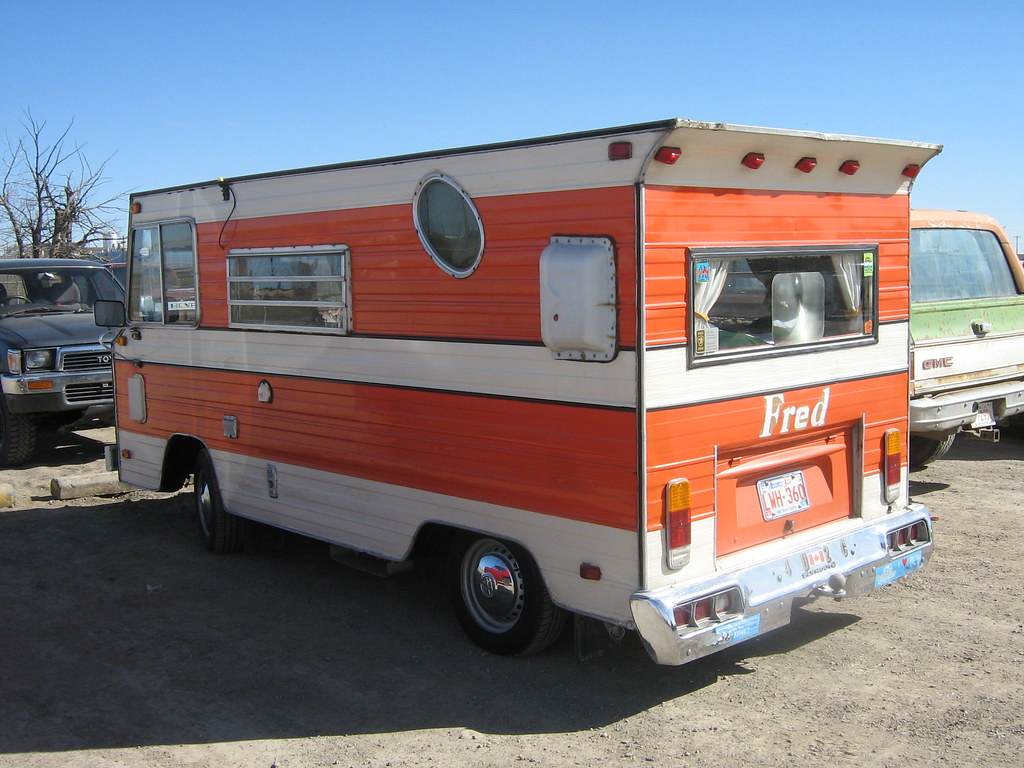 Fred The Custom Rv Volkswagen Van Spotted This Great