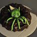Cthulhu birthday cake