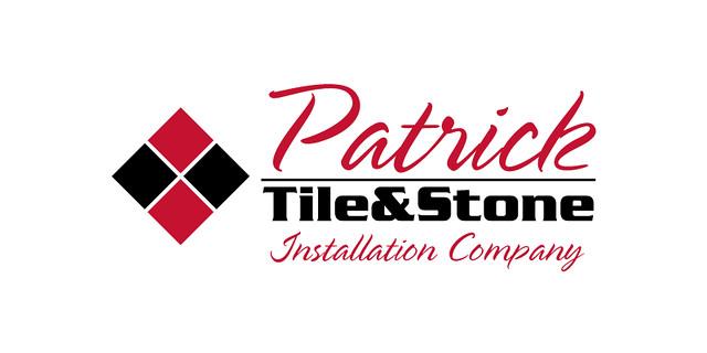 Patrick Tile & Stone Installation Company Logo   faultline ...