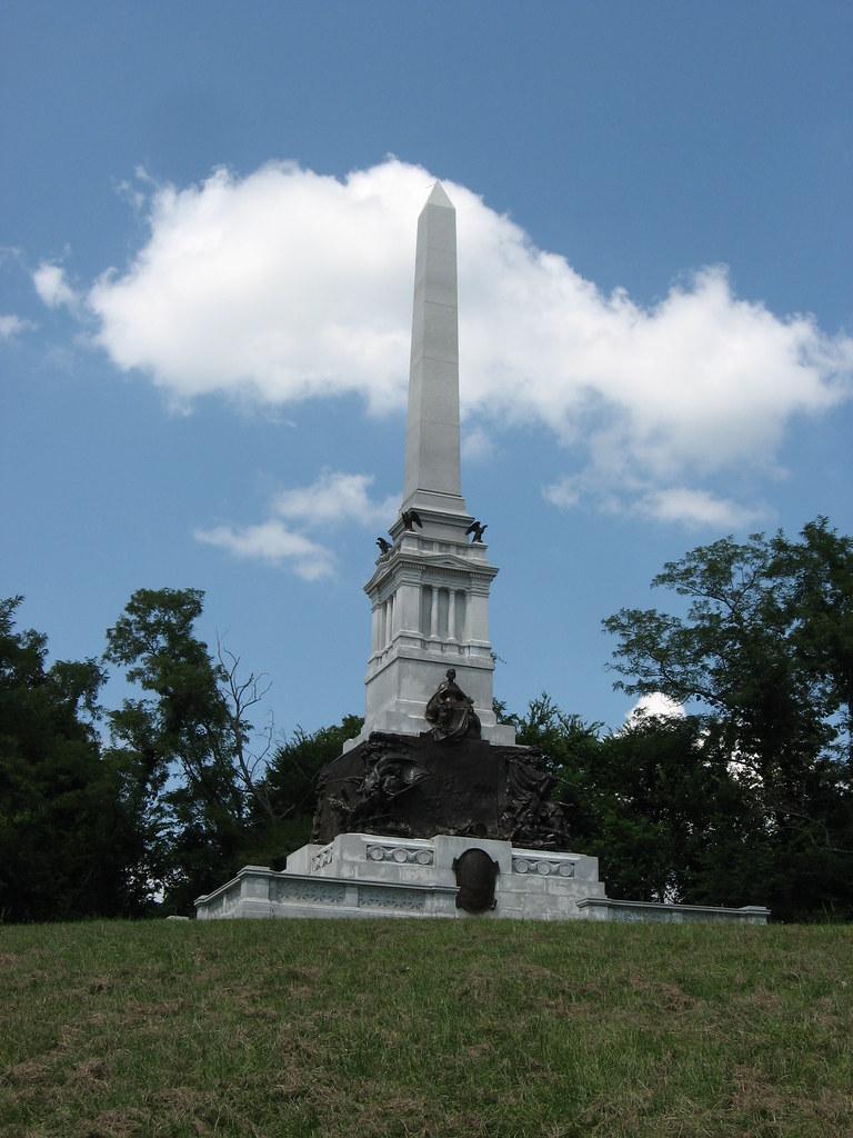 Mississippi Memorial Vicksburg National Military Park Vi