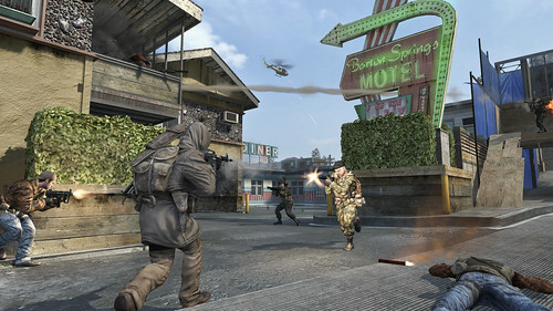 Call of Duty: MP Match Convoy | by PlayStation.Blog