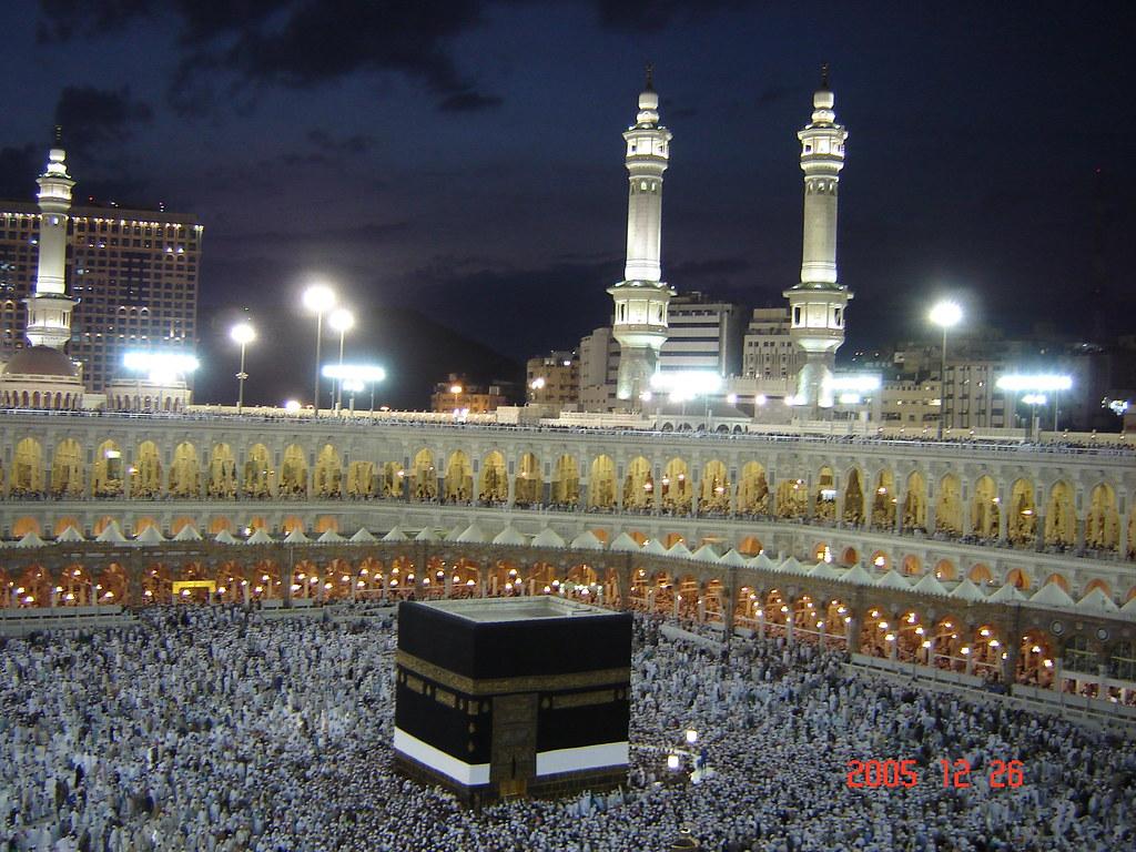 Masjid-e-Haram | Hashim Arif | Flickr