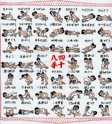 Japanese Sex Positions 77