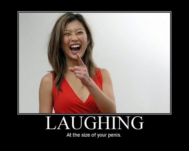 Penis laugh