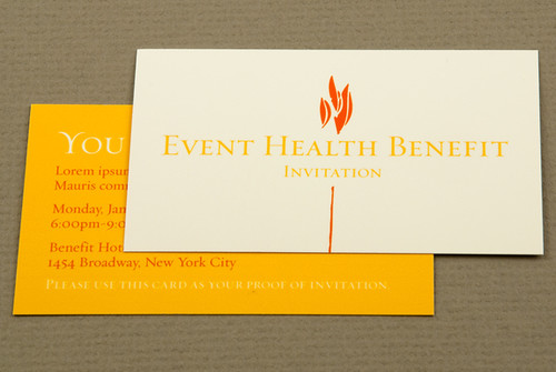 Event Invitation Card Template – Event Card Template