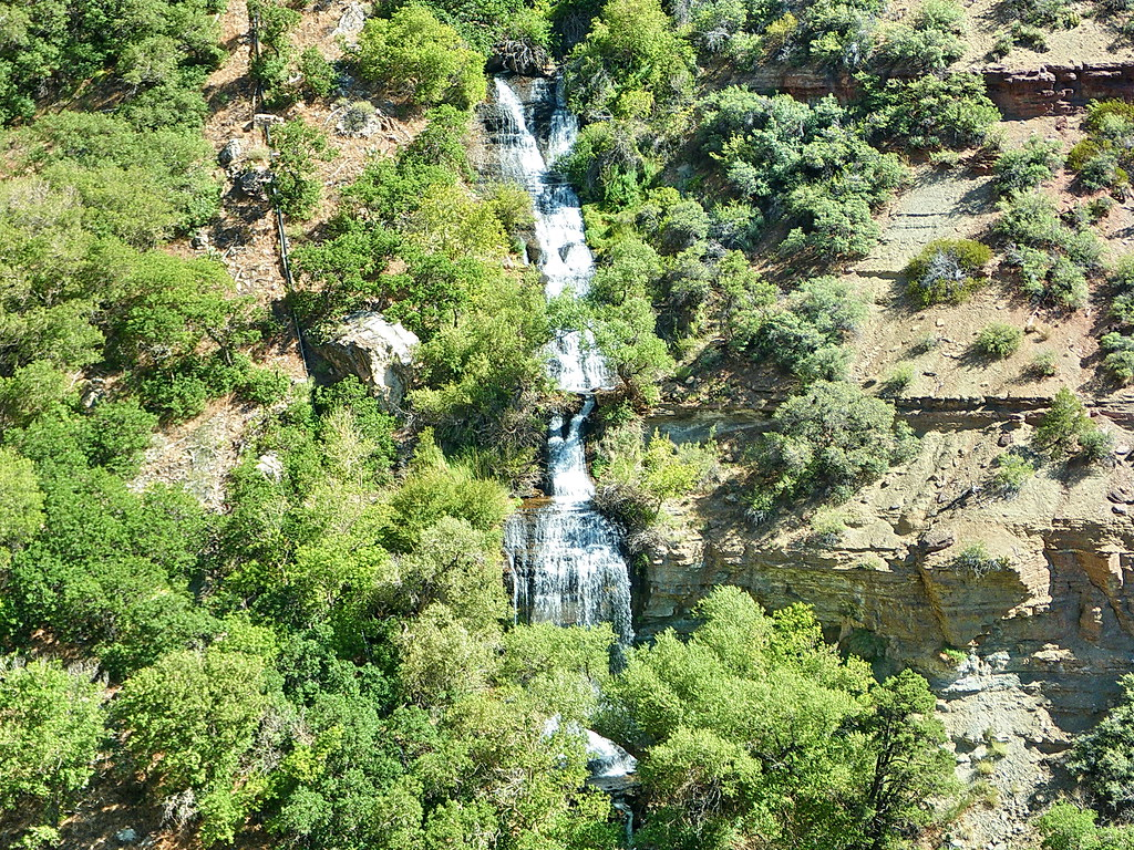 Roaring Springs Grand Canyon North Rim This Is The