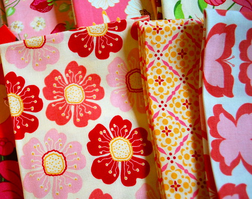 Meadowsweet by Sandi Henderson Peach Collection | by Melanie Dramatic