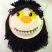 4 - Where the Wild Things Are Mask - Hair All Around