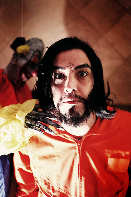Halloween 2009: Jeordie White as Charles Manson | Rob ...