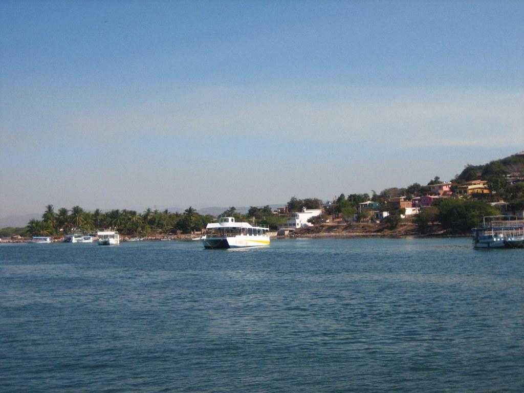 Stone Island White Bagde