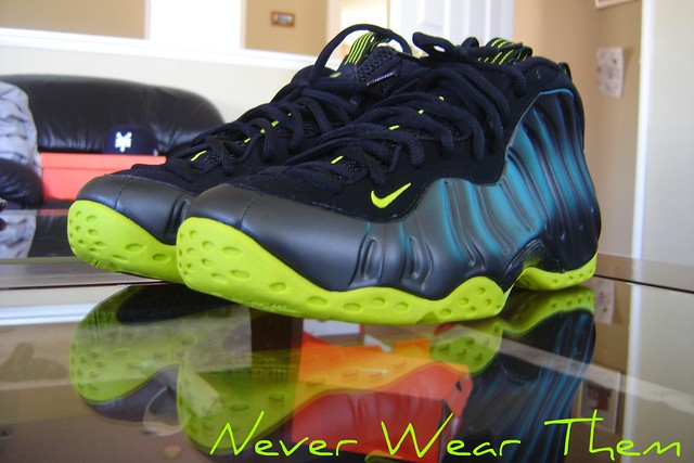 official photos b8277 2949d Foamposite | Nike Foamposite One Black Cactus Penny | Edwin ...