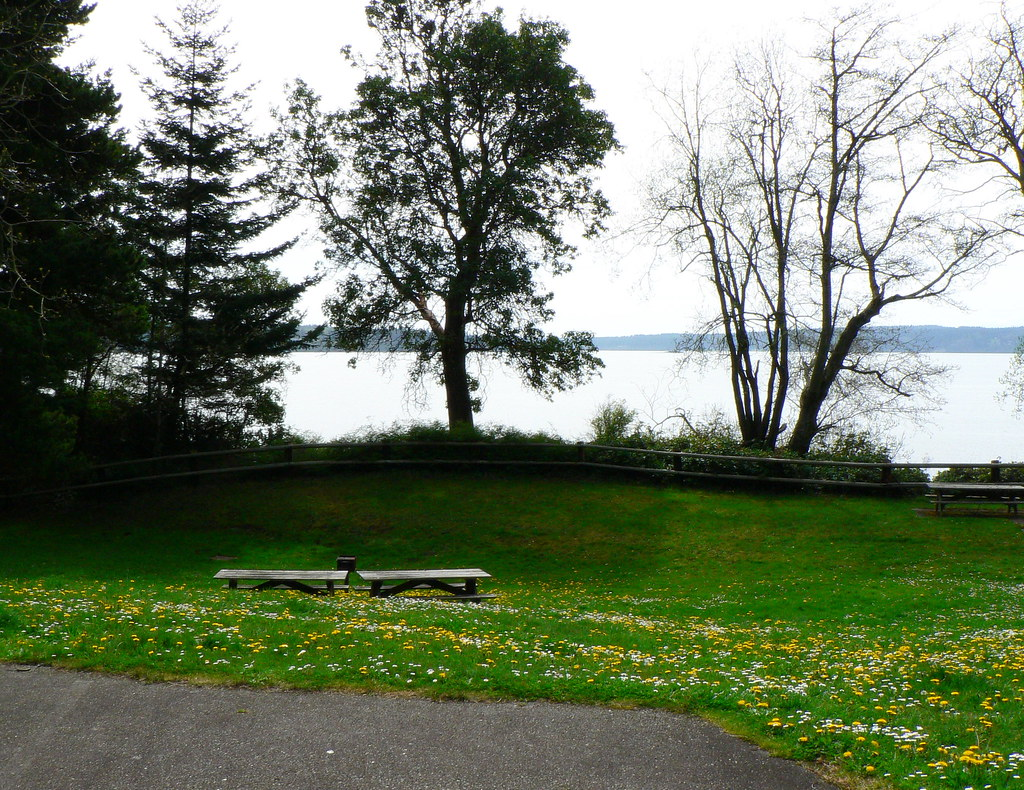 Camano Island State Park Boat Launch