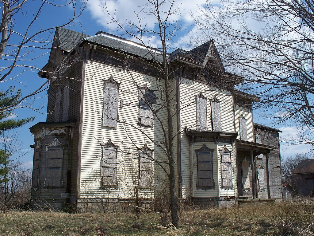 Oh ruggles abandoned house abandoned house near for Building a home in ohio