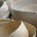 Sustain ceramics: Nest of decorative bowls
