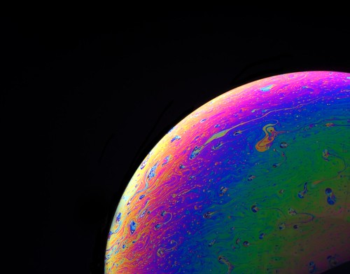 Bubble planet | by Steve Hermitage