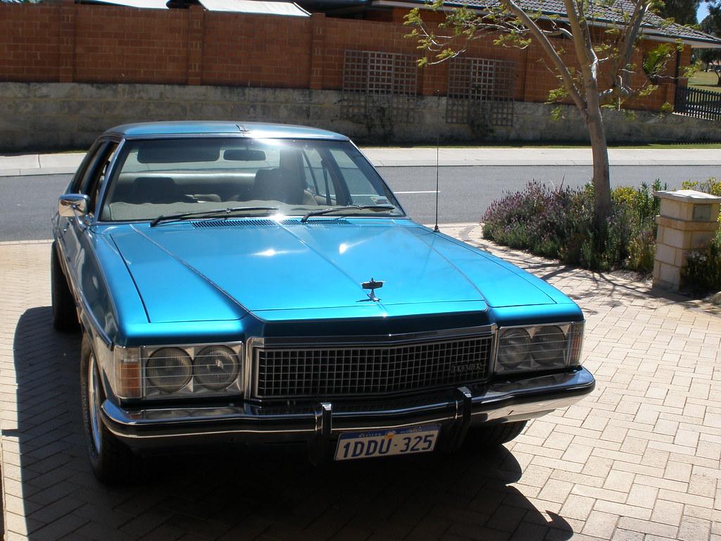 Holden Hz Premier Original Colour Needs A Respray