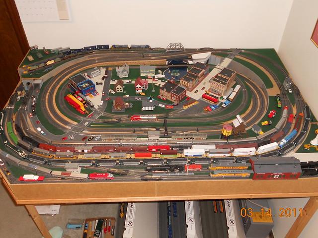 N Scale Model Train Layout Springfield Missouri Flickr