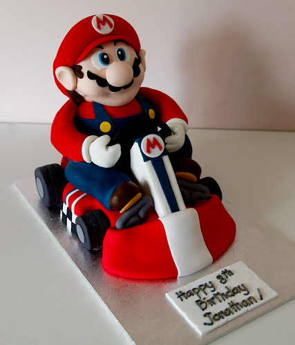 Super Mario Kart | by Rouvelee's Creations