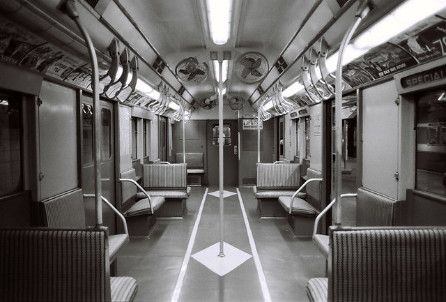 old new york subway car featured on photoguides 19 train flickr. Black Bedroom Furniture Sets. Home Design Ideas