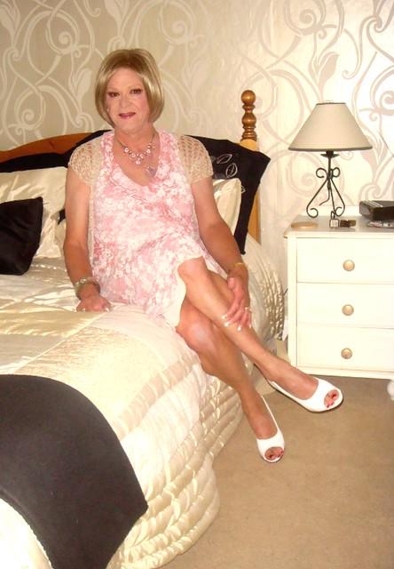 Summer evening sensible wear | Jackie Mature