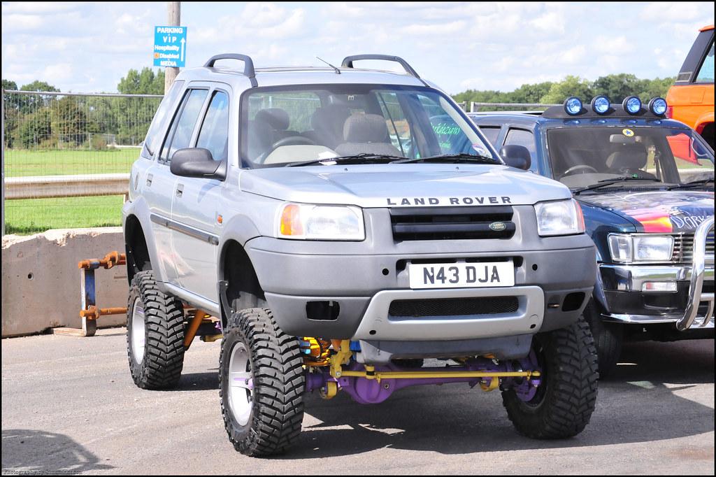 New Land Rover Freelander >> Off Road Power Santa Pod - Land Rover Freelander | Si | Flickr