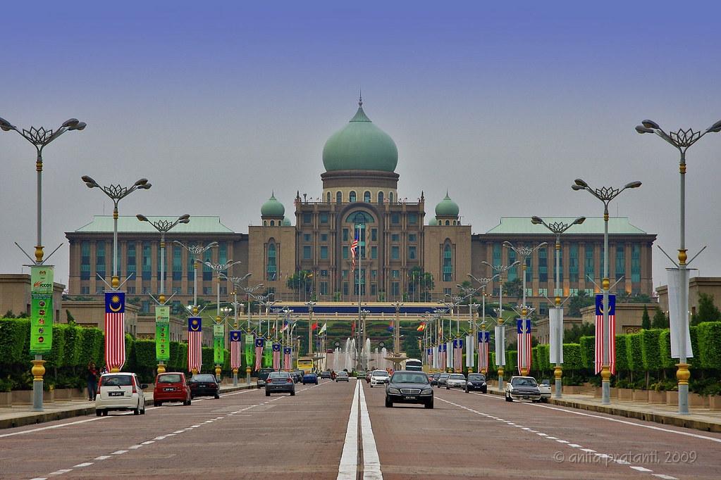Perdana Putra Perdana Putra Is The Prime Minister S