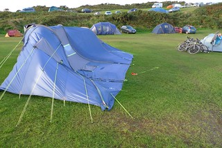 Too windy for big tents | by benjgibbs