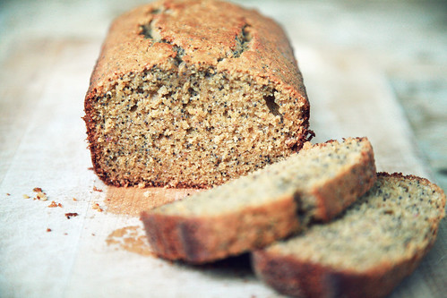 Lemon Poppy Seed Bread | by Amanda Mae Bird