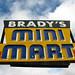 brady's mini mart