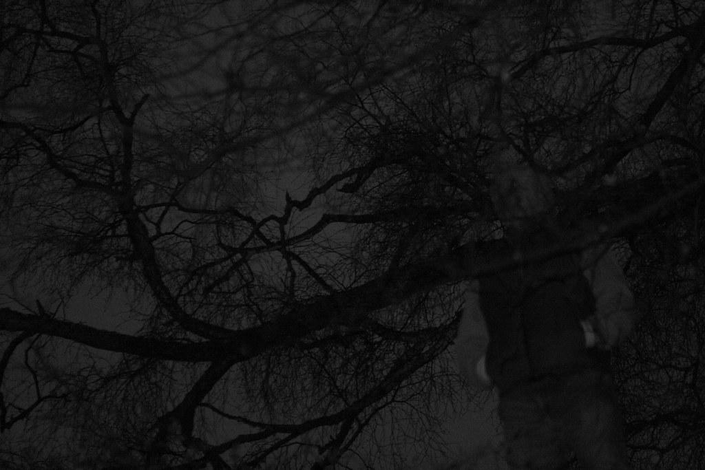 ghost at the devils pool pit | george pllu | Flickr