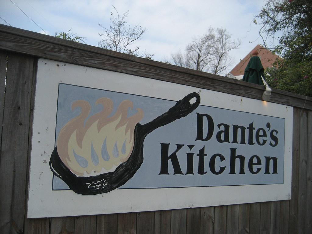 Dante S Kitchen Brunch Menu