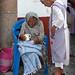 Two women in Taxco