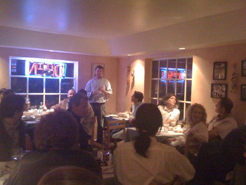 Geek Dinner Folks - April 2009 | by margaretrosas