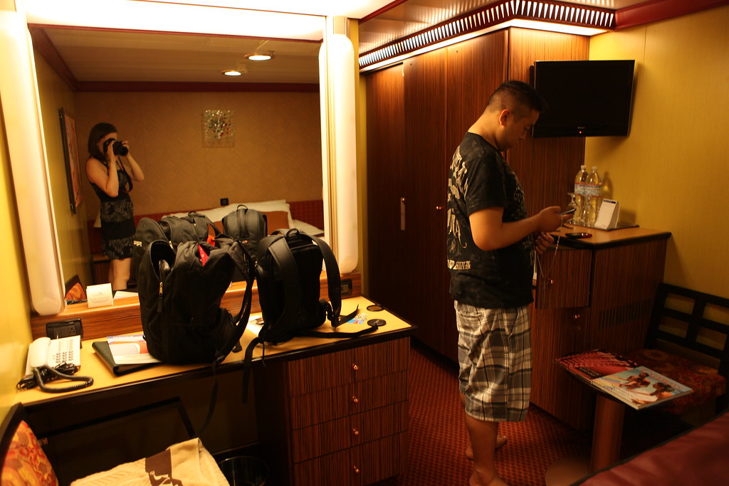 Carnival Splendor Interior Room Mexican Riviera Cruise