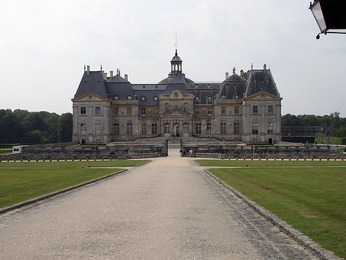Vaux Le Vicomte | by The Shellyfish