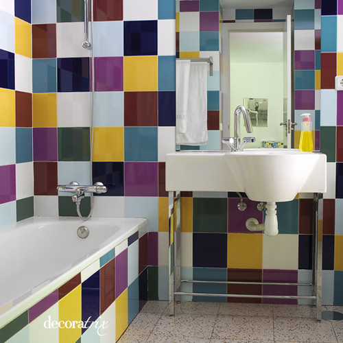 Baldosas Para Un Baño:Colores De Pinturas Para Banos