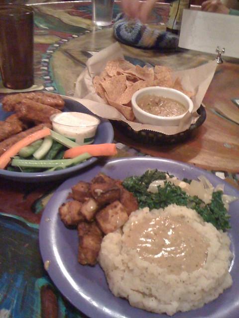Rosetta's Kitchen | Dinner at bloodsucking ... Rosetta S Kitchen