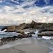 ...solitary beach...