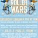 Roller Wars Flyer