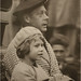 The Prince of Wales, afterwards Edward VIII, and Princess Elizabeth, afterwards Elizabeth II
