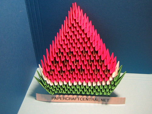 Оригами 3д оригами