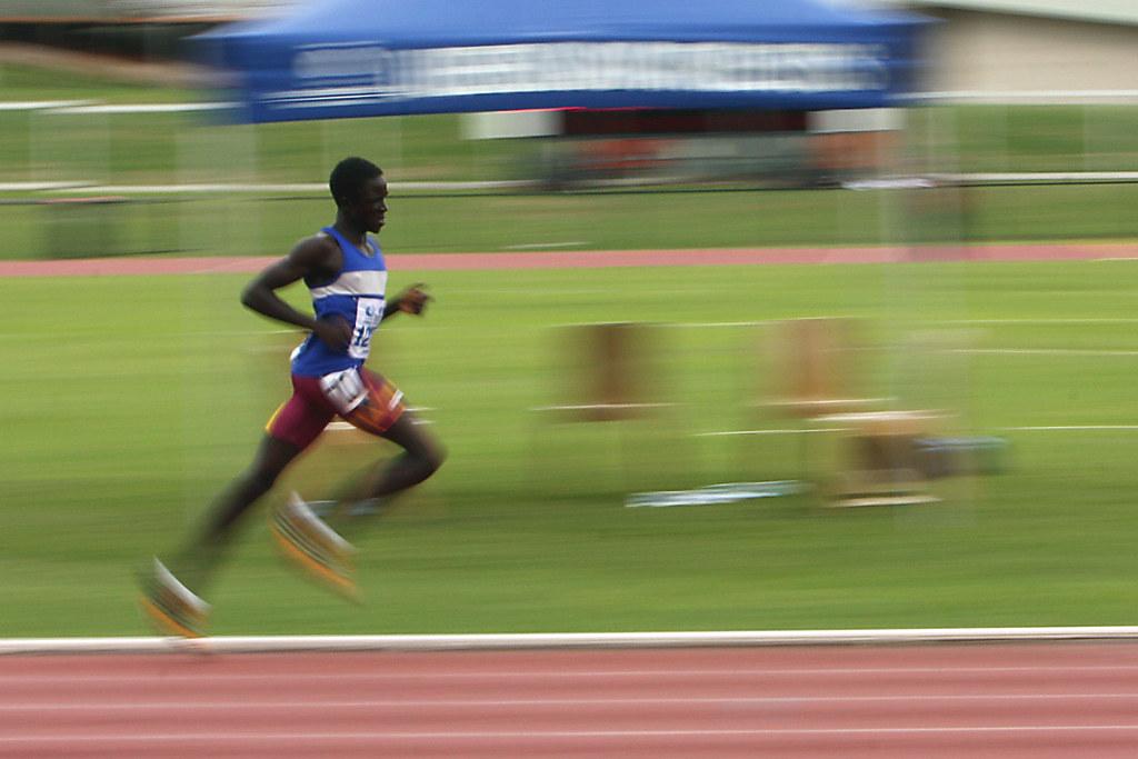 Panning Photography Flickr Panning 800m Runner Flickr