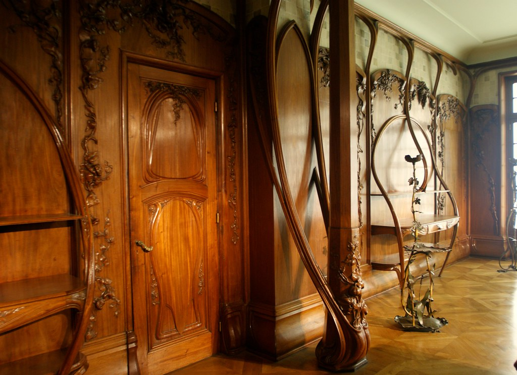 Art Nouveau Furniture In The Musee D 39 Orsay Laylalee Flickr